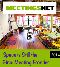 Space is Still the Final Meeting Frontier - Meetings Net