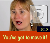 You've got to move it - during your meetings!