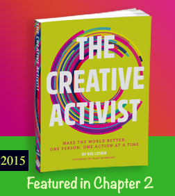 The Creative Activist by Rae Luskin