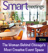SmartMeetings- The woman behind Chicago's Most Creative Event Space