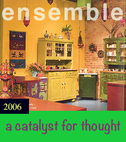 Ensemble Magazine - A Catalyst for Thought