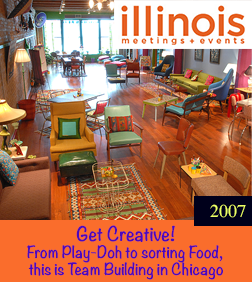 Illinois Meeting and Events Magazine - Get Creative!