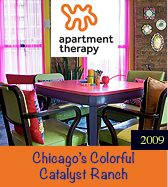 Chicago's Colorful Catalyst Ranch - Apartment Therapy by Heather Blaha